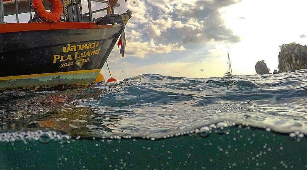 Krabi Sailing Tour