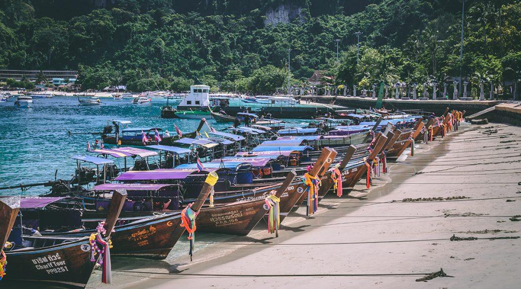 Krabi, Thailand, Tourist Attractions