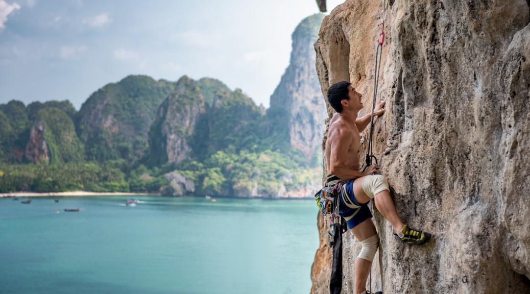Krabi Thailand Rock Climbing